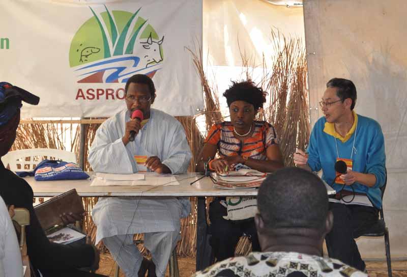 Débats sur la  Souveraineté alimentaire et ses composantes
