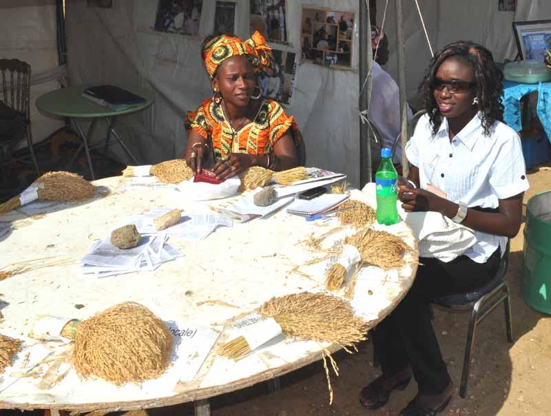 Les femmes africaines défendent leurs semences !