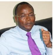M. Salif Kaboré, Ministres des Mines